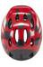 Lazer Max+ helm Kinderen rood